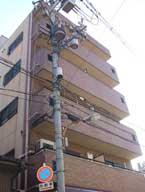 堺東の賃貸物件外観写真